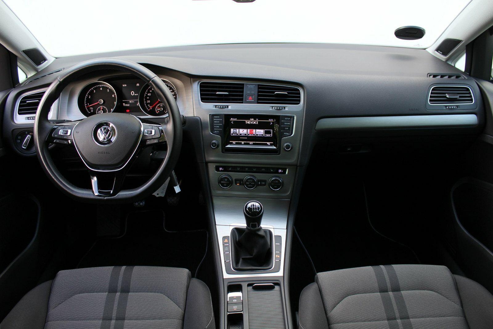 VW Golf VII 1,4 TSi 140 R-line BMT - billede 5