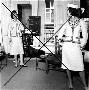 PHOTO DE ROMY SCHNEIDER COCO CHANEL 1960