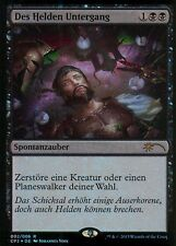 Des Helden Untergang FOIL / Hero's Downfall | NM | Clash Pack | GER | Magic MTG