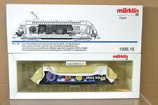 MARKLIN MäRKLIN 1998,18 DIGITAL 6080 SBB CFF Re 460 E-LOK LOCO SPACE DREAM MIB n
