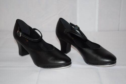 Various Sizes Black Girls NEW So Danca TA57 Tap Dancing Shoes Ladies