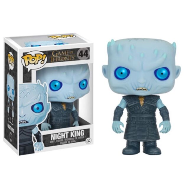 "GAME OF THRONES NIGHT KING 3.75"" POP VINYL FIGURE BRAND NEW"