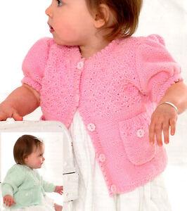 1ffb515e04b4 Pocket Baby Cardigan Short Puff Long Sleeve 16