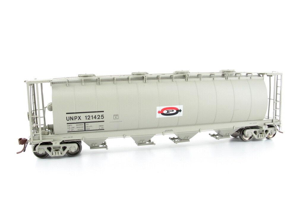 Rapido 127010-3 carri merci 3800 CU FT Hopper no. 121425 procor traccia h0