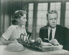 1956 23 Paces to Baker Street Original Press Photo Van Johnson Vera Miles