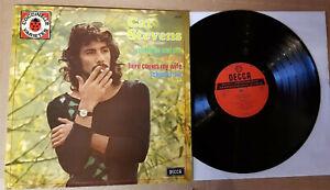 Cat-Stevens-LP-Vinyl-Schallplatte-Rock-Sammlung-Folk-1973