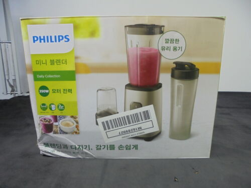 PHILIPS Daily Collection HR2605/81 Blender - Silver DAMAGED BOX