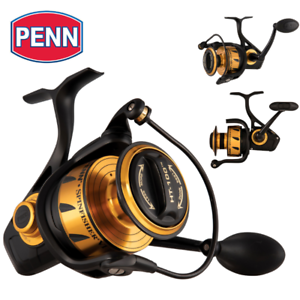 Penn legendario Cocherete giratorio para Agua Salada Spinfisher VI