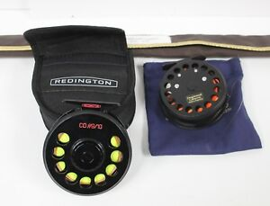 White-River-Dogwood-Canyon-Fly-RodLine-2pc-W-2-Reels-and-Sleeve