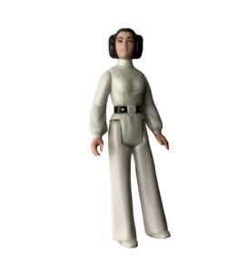"1977 Kenner Star Wars Princess Leia Organa Action Figure 3.75"" Taiwan"