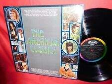 The American Classics Double LP 1984 AUSTRALIA MINT- Beach Boys