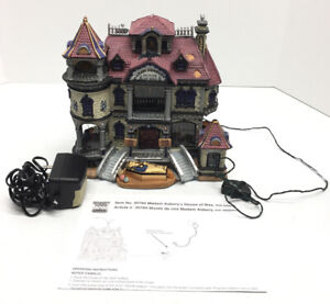 MADAM ASHBURY'S HOUSE OF WAX - PUMPKIN HOLLOW - IN BOX - RARE!!!