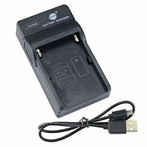 Dste Udc01 Usb Battery Charger For Sony Np Fm50 Np Fm500h