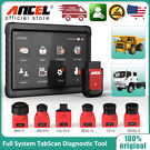 Ancel X6 HD Heavy Duty Professional Diagnostic Tool Systems