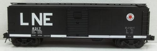 O-27 Lehigh & New England 12,2 M Boxcar Williams 47038