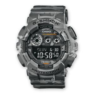 Gd Detalles Resina De Reloj Shock Casio G 8er Camuflaje Gris 120cm ul1JKcT3F