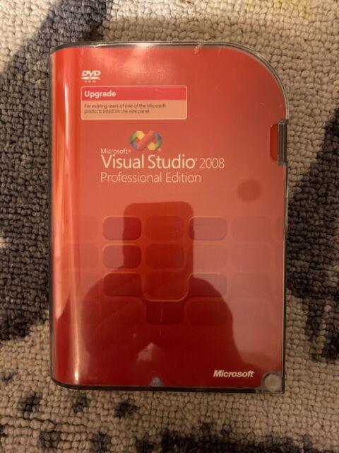 Buy Microsoft Visual Studio 2008 Professional With Bitcoin