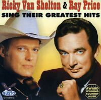 Ricky Van Shelton - Sing Their Greatest Hits [new Cd] on sale