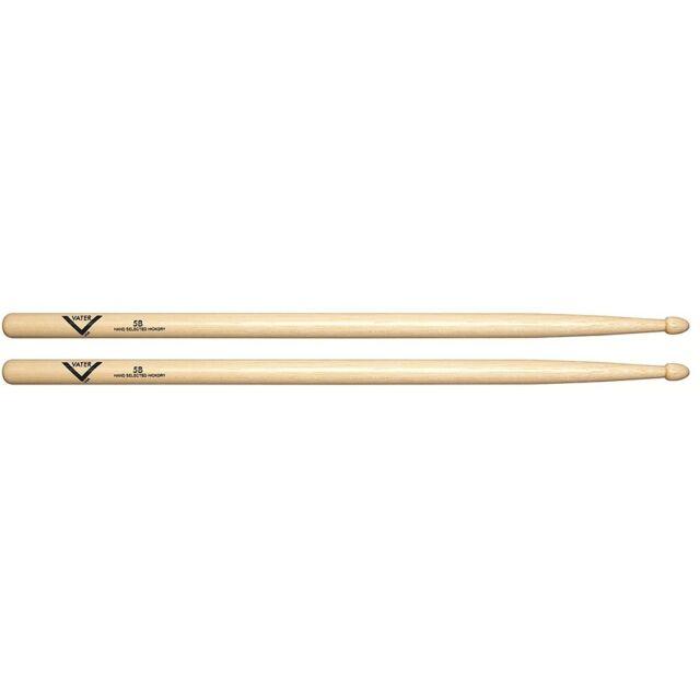 Drumsticks Versatile 5B Natural Hickory Drumsticks Electronic Drum Sticks Wood