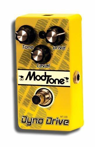 NEW MODTONE MT-OD Dyno Drive OVERDRIVE DISTORTION PEDAL FREE SHIPPING