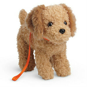 American-Girl-Doll-McKenna-039-s-DOG-Cooper-Leash-WITHOUT-BOX-Goldendoodle
