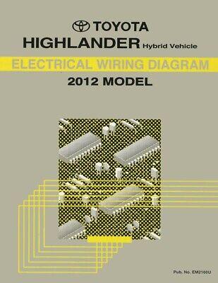 toyota highlander wiring schematics 2012 toyota highlander wiring diagrams schematics layout factory  2012 toyota highlander wiring diagrams