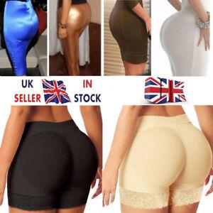 a3c20e35f808 Women Knickers Padded Panties Shaper Bum Butt Hip Booster Enhancer ...
