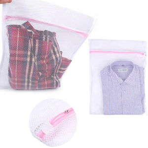 Laundry mesh clothes underwear washing bags protect wash bag for bra lingerie ebay - Protect clothes colors washing ...