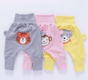 1pc kids baby boys girls fashion summer pants trousers cool linen bloomers