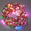 20M 30M 50M Corded Christmas Indoor Lights LED Copper String Lights with Remote