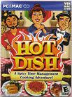 HOT DISH - PC & MAC GAME *** Brand New & Sealed ***