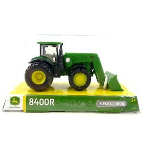 ERTL-Iron-2018-John-Deere-8400R-Tractor-LP68584-1-64-Scale-Licensed-Toy
