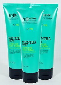 mentha foot tingling foot cream