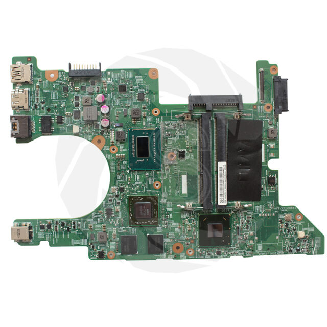 For Dell Inspiron 14Z 5423 Intel i5-3317U Motherboard  CN-0K17GG 0K17GG K17GG