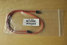 5x Supermicro CBL-0044L Red SATA lead free cable 57.5cm (Aphenol plugs)