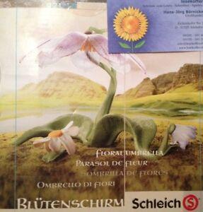 Schleich-Zubehoer-Bluetenschirm-Elfen-Bluete-Bayala-Elfenwelt-42038-OVP-NEU