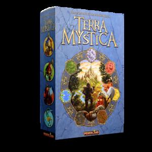 Tierra Mystica, Juego De Mesa, Nuevo por Cranio, Edición Italiana