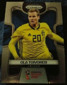 2018-Panini-Prizm-World-Cup-238-Ola-Toivonen-Sweden-Soccer-Card