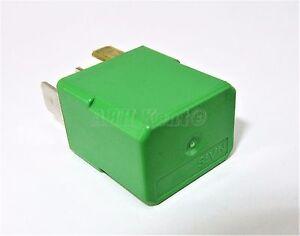 708-Mitsubishi-09-17-4-Pin-Green-Relay-8627A011-NAiS-ACM32221-M14-41105M-0522