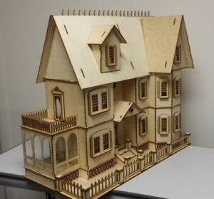 Stephanie-Country-Mansion-Half-inch-scale-Kit