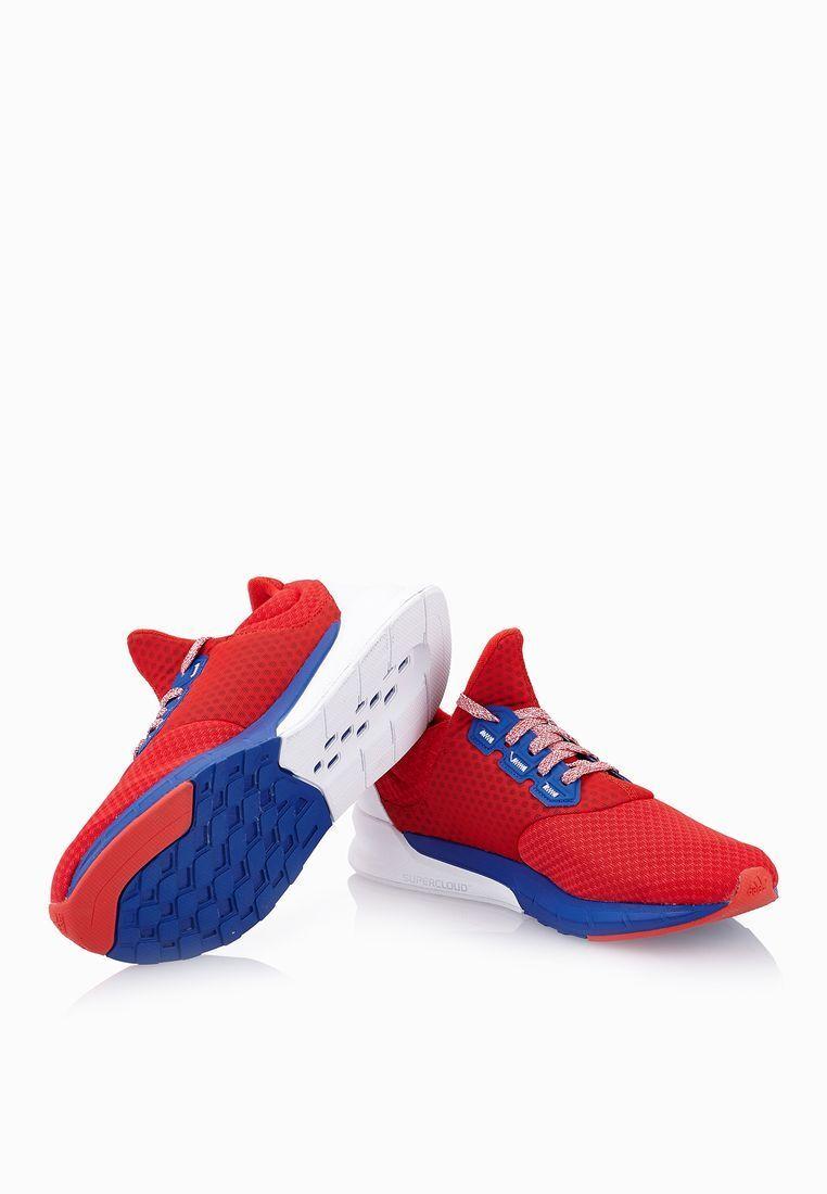 reputable site 6a8a1 23d68 ... Adidas Performance Falcon Elite Elite Elite 5 Hombre Rojo Running  Zapatillas de entrenamiento aq5239 SZ 10