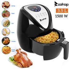 Cucina Giani 3l Retro Lcd Digital Air Fryer Low Fat Healthy Fry