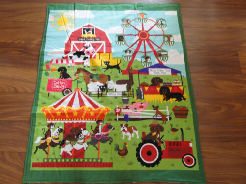 County Fair Handmade// Homemade Baby Quilts