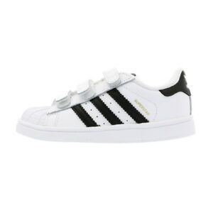 54c876a9975c26 Das Bild wird geladen Adidas-SUPERSTAR-Gruendung-CF-BZ0418-Weiss-schwarz -Mod-