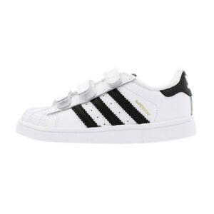Adidas-SUPERSTAR-FOUNDATION-CF-BZ0418-Bianco-Nero-mod-BZ0418