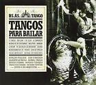 Tangos Para Bailar Buenos Aires Tango Collection Audio CD