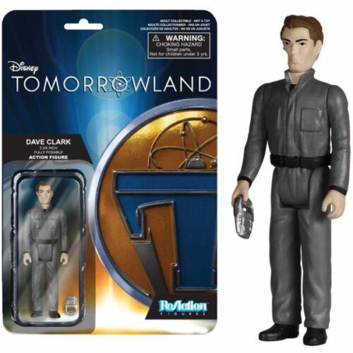 Figurine ReAction Disney Tomorrowland Dave Clark