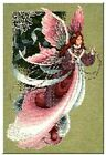 Lavender and Lace Fairy Dreams a Counted Cross Stitch Pattern LL41