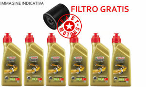 TAGLIANDO-OLIO-MOTORE-FILTRO-APRILIA-CAPONORD-RALLY-1200-15-16