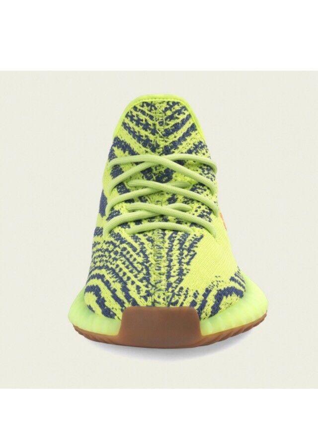 Adidas Yeezy Boost 350 350 350 V2 Semi Yellow B37572 w Receipt Size 5-12 d1c3c7
